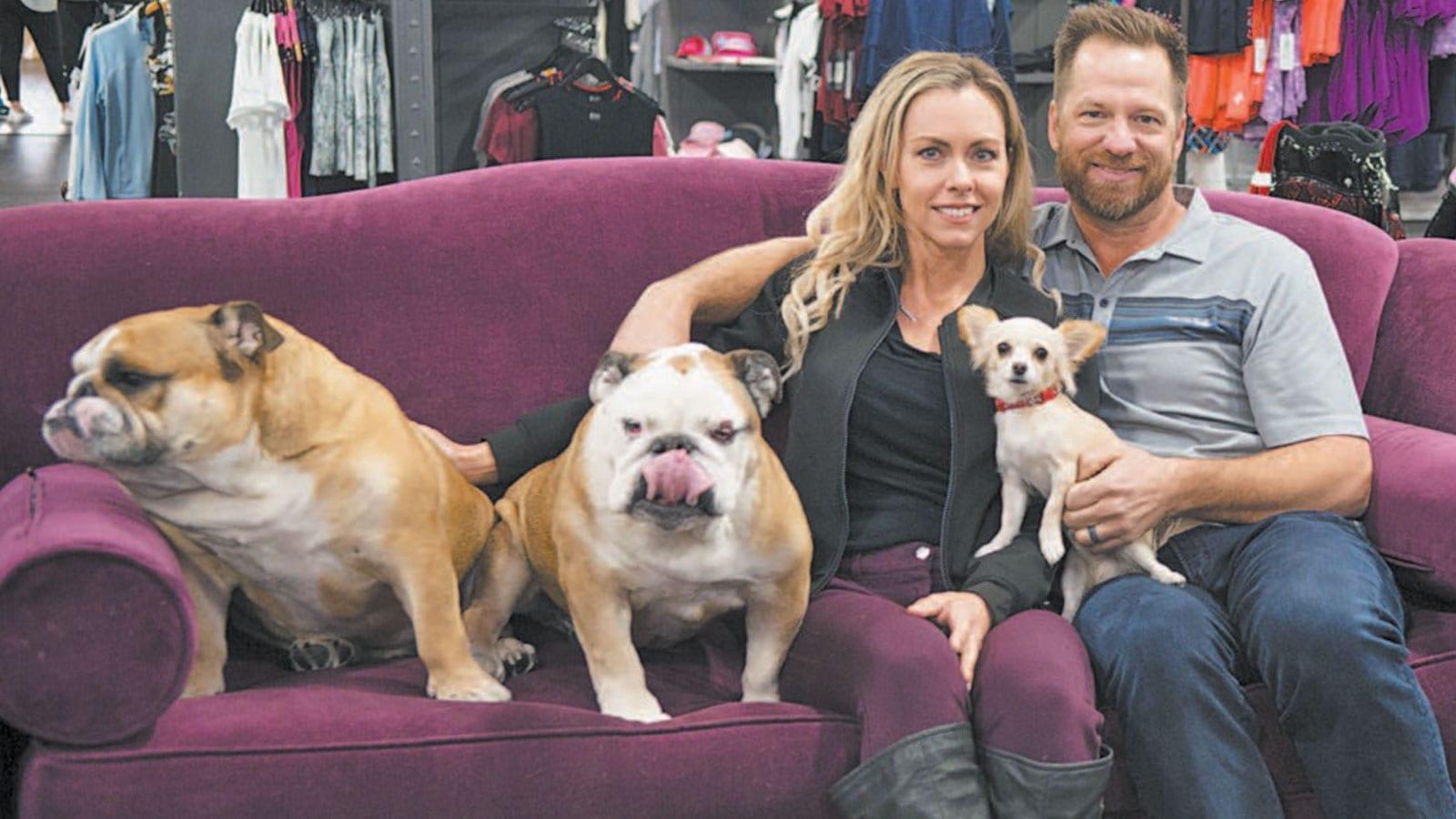 Hornacek family portrait