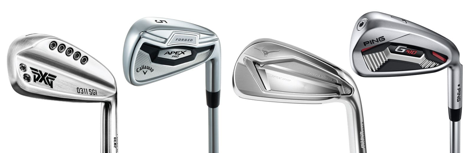 irons, iron fitting